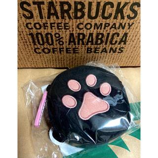 スターバックスコーヒー(Starbucks Coffee)の台湾 スターバックス クリスマス 肉球 コインケース 1点(コインケース)