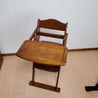 ヤマトヤ(大和屋)の大和屋 木製ハイチェアアレグレ(その他)