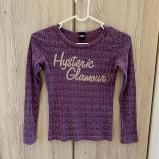 ヒステリックグラマー(HYSTERIC GLAMOUR)のHysteric Glamour ロンT 130(Tシャツ/カットソー)
