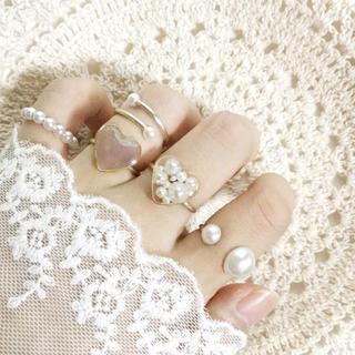 指輪セット【100-Ca】ワイヤーリング(リング)
