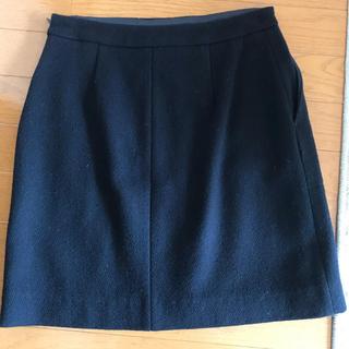 イエナスローブ(IENA SLOBE)のスローブイエナ 台形スカート(ミニスカート)