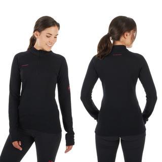 マムート(Mammut)の新品 タグ付きThermal Zip long Sleeve Women L(登山用品)