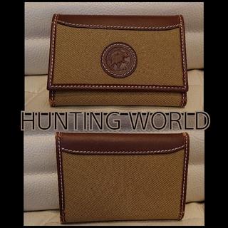 ハンティングワールド(HUNTING WORLD)の《正規品》新品・未使用 HUNTING WORLD キーケース(キーケース)