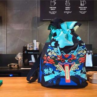 スターバックスコーヒー(Starbucks Coffee)の【中国🇨🇳スタバ】ドラゴンリュック+豚さんポーチ(その他)