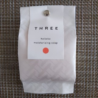スリー(THREE)のTHREE holistic moisturizing soap(ボディソープ/石鹸)