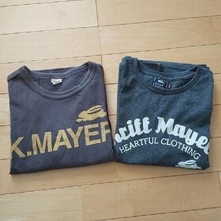 クリフメイヤー(KRIFF MAYER)の130㎝  KRIFF MAYER  長袖 Tシャツ  男の子  まとめ売り(Tシャツ/カットソー)