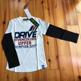 クリフメイヤー(KRIFF MAYER)の新品タグ付き KRIFF MAYER レイアード風長袖Tシャツ(Tシャツ/カットソー)