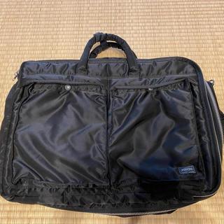 ヨシダカバン(吉田カバン)のほぼ新品●ポーター PORTER タンカー 3wayバッグ トート ショルダー(ビジネスバッグ)