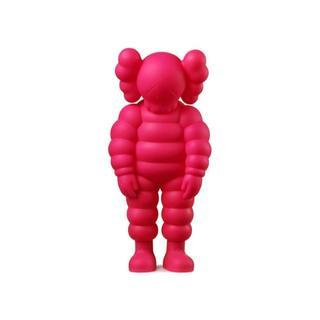 メディコムトイ(MEDICOM TOY)のKAWS What Party Figure Pink(その他)