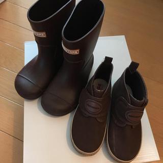 アキレス(Achilles)のクーポン価格!アキレス 長靴 15センチ ミキハウス ショートブーツ 15センチ(長靴/レインシューズ)
