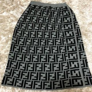 フェンディ(FENDI)のフェンディー スカート FENDIー(ひざ丈スカート)