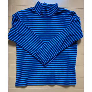 ユニクロ(UNIQLO)のユニクロ ハイネック フリース130(Tシャツ/カットソー)