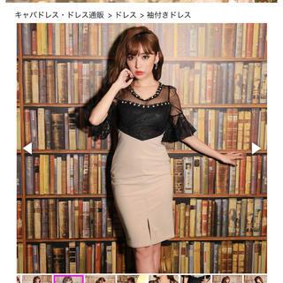 デイジーストア(dazzy store)の五分袖ドレス(ナイトドレス)
