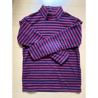 ユニクロ(UNIQLO)のユニクロ ハイネック フリース140(Tシャツ/カットソー)