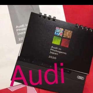 アウディ(AUDI)のAudi アウディ カレンダー(カレンダー/スケジュール)