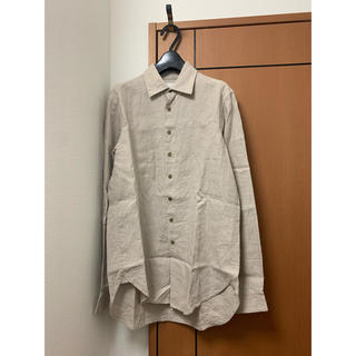 araki yuu リネンシャツ サイズ1