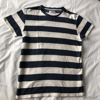 アダムエロぺ(Adam et Rope')の【ADAM ET ROPE】ボーダー Tシャツ(Tシャツ/カットソー(半袖/袖なし))