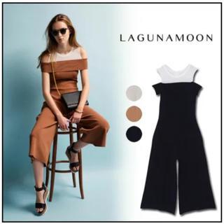 ラグナムーン(LagunaMoon)のラグナムーン トップス(カットソー(半袖/袖なし))