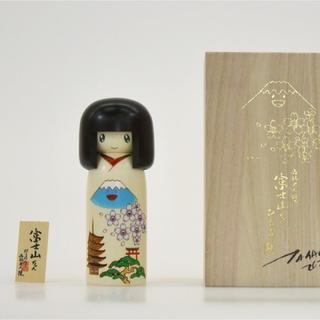 村上隆 × 卯三郎こけし「富士山ちゃん」murakami takashi(彫刻/オブジェ)