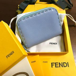 フェンディ(FENDI)の!専用!FENDI フェンディ カードケース 名刺入れ 定期入れ 小銭入れ(名刺入れ/定期入れ)