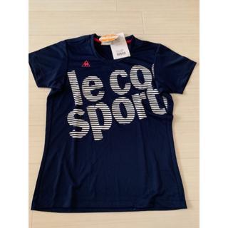 ルコックスポルティフ(le coq sportif)のle coq  新品Tシャツ Sサイズ 送料込み(Tシャツ(半袖/袖なし))