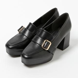 ヘザー(heather)のHeather ストームローファー(ローファー/革靴)