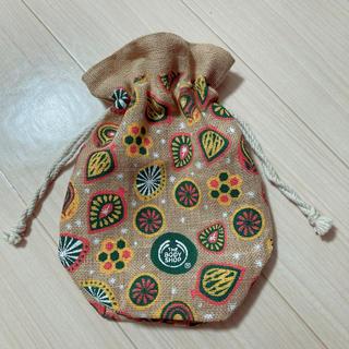 ザボディショップ(THE BODY SHOP)のボディショップ ポーチ 巾着袋(ポーチ)