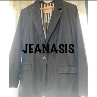 ジーナシス(JEANASIS)のJEANASIS テーラードジャケット(テーラードジャケット)