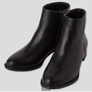 ユニクロ(UNIQLO)のユニクロ ★ ショートブーツ(ブーツ)