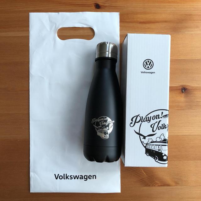 Volkswagen(フォルクスワーゲン)のフォルクスワーゲン タンブラー 【非売品】 自動車/バイクの自動車(その他)の商品写真