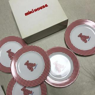 ミキハウス(mikihouse)のミキハウス、お皿セット(食器)