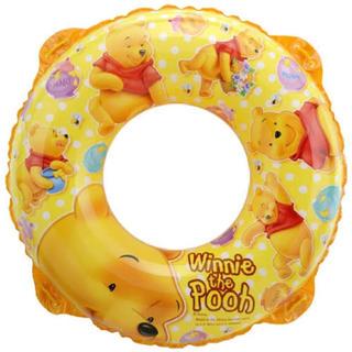 ディズニー(Disney)のプーさん浮き輪(マリン/スイミング)