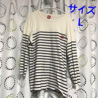 ベビードール(BABYDOLL)のサイズL  七分丈Tシャツ(Tシャツ/カットソー(七分/長袖))