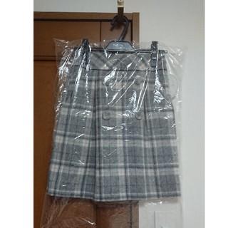 パターンフィオナ(PATTERN fiona)のPATTERN fiona チェックスカート(ひざ丈スカート)