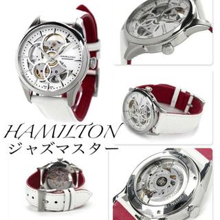Hamilton - HAMILTONジャズマスター腕時計