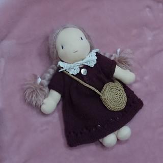 キャラメルベビー&チャイルド(Caramel baby&child )のhappy to see you happyちゃん petie sakura(ぬいぐるみ/人形)