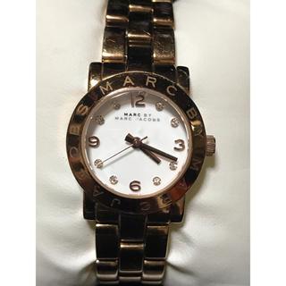 マークバイマークジェイコブス(MARC BY MARC JACOBS)の【マークバイマークジェイコブス 腕時計 ピンクゴールド】(腕時計)