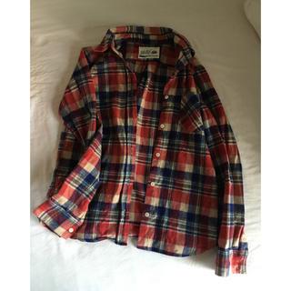 ルカ(LUCA)のルカ チェックシャツ ネルシャツ(シャツ/ブラウス(長袖/七分))