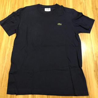 ラコステ(LACOSTE)のLacoste Sports Tシャツ ネイビー US Sサイズ(Tシャツ/カットソー(半袖/袖なし))