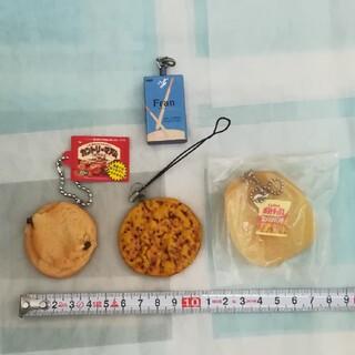 ドールハウスに 明治フラン 不二家カントリーマアム 煎餅 ポテチ フィギュア廃盤