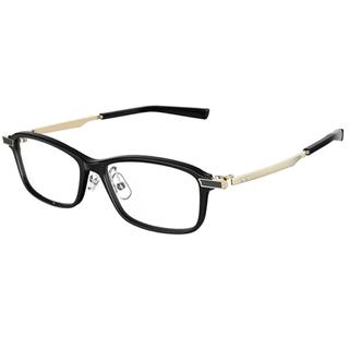 フォーナインズ(999.9)の999.9・フォーナインズ・NPM-91・ブラック×ゴールド・美品(サングラス/メガネ)