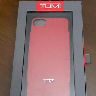 【新品】TUMI  iPhone7ケース