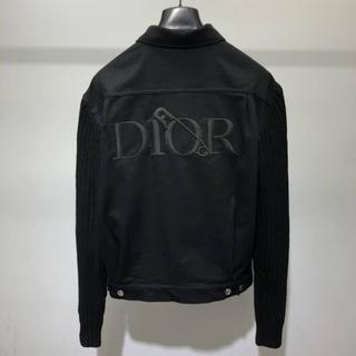 Dior - DIOR ブルゾン ジャケット アウター  メンズ 黒 限定 新作
