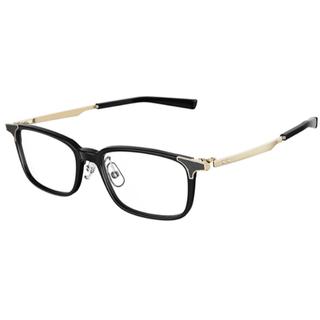フォーナインズ(999.9)の999.9・フォーナインズ・NPM-90・ブラック×ゴールド・美品(サングラス/メガネ)