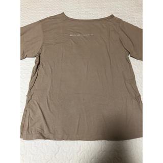 ダブルクローゼット(w closet)のビッグTシャツ(Tシャツ(半袖/袖なし))