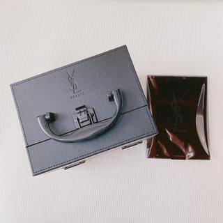 Yves Saint Laurent Beaute - 【新品未使用】YSL イヴサンローラン メイクボックス & ミラー セット