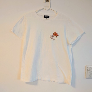 アーペーセー(A.P.C)のA.P.C Tシャツ(Tシャツ(半袖/袖なし))
