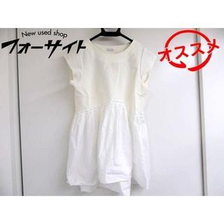 COLUMN(コラム)■ ウエストギャザートップス(カットソー(半袖/袖なし))