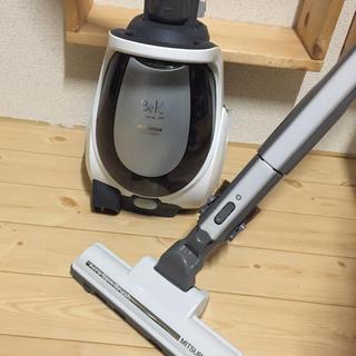 三菱 - 三菱 MITSUBISHI 紙パック式 掃除機 紙パック掃除機 be-k