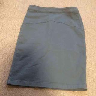 デミルクスビームス(Demi-Luxe BEAMS)のDemiLuxeBEAMSタイトスカート(ひざ丈スカート)